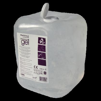 Gel Heltis Line pour échographie (le cubitainer 5 litres)