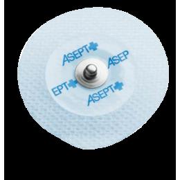 Electrodes support textile à gel solide (1200 unités)