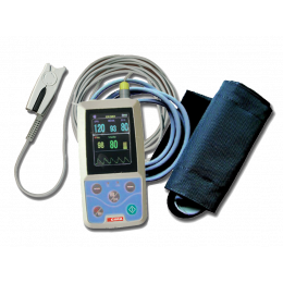 Holters 3 paramètres (Pouls, ABPM, SpO2) Gima
