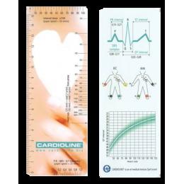 Règle ECG universelle Cardioline