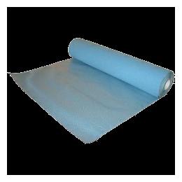 Draps d' examen bleu plastifié (carton de 6 rouleaux)