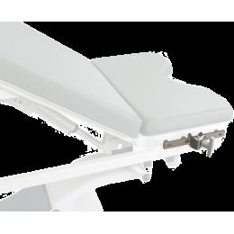 Paire de rails avec étaux diam 16 à 18mm Promotal