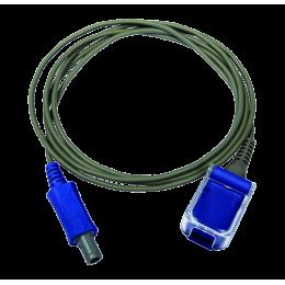 Câble d'extension SpO2 pour moniteurs multiparamètres EDAN M3A et IM8