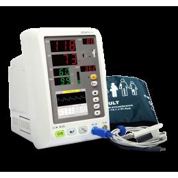 Moniteur patient multiparamétrique Edan M3A (PNI, SpO2 avec ou sans Temp.)