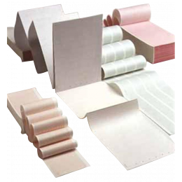 Papier ECG Colson Cardi-6 original fabricant (5 rouleaux)