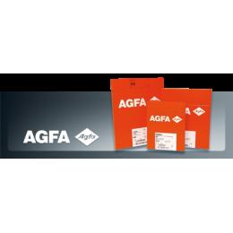 Films radiographiques Agfa CP-BU en format 30 x 90 (boîte de 25 films)
