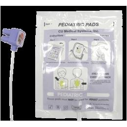 Electrodes enfants pour défibrillateurs IPAD Def-NSI