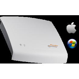 Audiomètre de diagnostic Inventis Piccolo Plus Aero pour utilisation sur PC et iPad