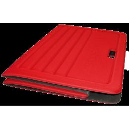 Tapis pliable Svletus rouge 170 x 70 cm