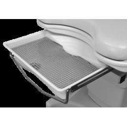 Grille anti-éclaboussures pour fauteuil d'examen Promotal