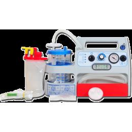 Aspirateur de mucosités électrique Mini Aspeed Evo 1L pour ambulances (batterie)