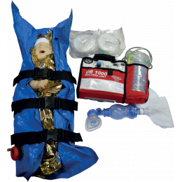 Kit ambulance pédiatrique DMT