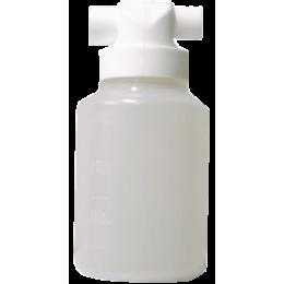 Bocal à usage unique pour aspirateur manuel de mucosité DMT VAC (lot de 5)