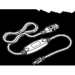 Câble USB pour tensiomètre Omron 705 / R7 / M10-IT / SpotArm