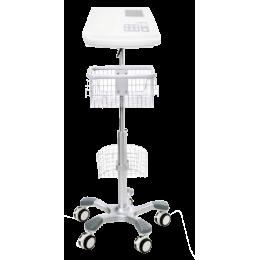 Stand à roulettes pour ECG Edan (SE300, SE601, SE1201)