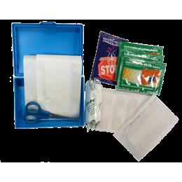 Kit de poche pour premiers secours