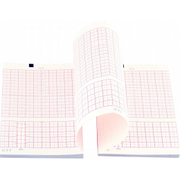 Papier original fabricant pour cardiotocographe Edan F2 et F3 (20 liasses)
