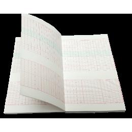 Liasses de papier pour cardiotocographe Jumper JPD-300P (lot de 2)