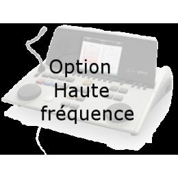 Option haute fréquence pour audiomètre AD629