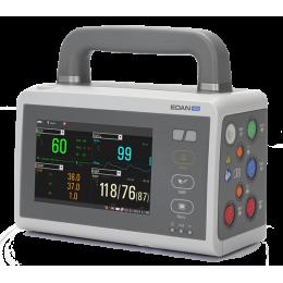 Moniteur patient multiparamétrique Edan iM20 (PNI, SpO2, Temp., Resp.,ECG)