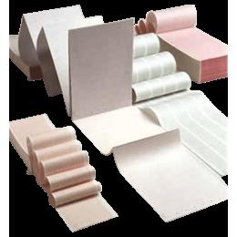 Papier compatible pour cardiotocographes Edan F2 et F3 (10 liasses)