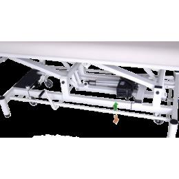 Système de commande périphérique pour divan d'examen Mobercas à piétement blanc