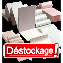 Papier compatible pour ECG Colson/Cardioline ar2100/Start200/Daedalus (x5 liasses)