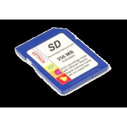 Carte mémoire SD pour défibrillateur Schiller Fred PA-1