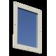 Option oculus anti-x coupe-feu 1/2H pour porte plombée 30x40 - Bloc porte pivotant PB 3 mm