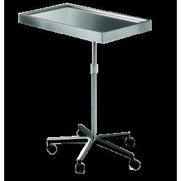 Table de mayo / Assistant muet - inox