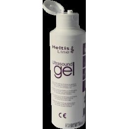 Gel Heltis Line pour échographie (25 flacons de 250 ml)