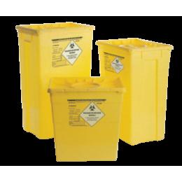 *Collecteurs de déchets spéciaux (3 tailles)