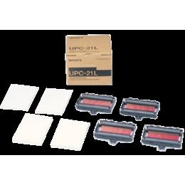Papier thermique Sony UPC-21L (la boite de 200 clichés)