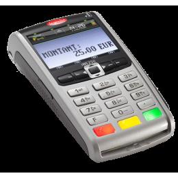 Lecteur de carte SESAM-Vitale et bancaire Ingenico IWL 250 PEM SANTE