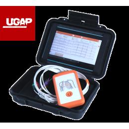 """Electrocardiographe ECG Cardioline Touchecg HD+ Bluetooth (12 pistes) pour Android avec tablette 10"""""""