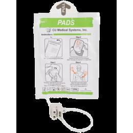 Electrodes adultes pour défibrillateur ME PAD