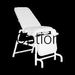 Option assise relevable (position de trendelenburg) pour fauteuil d'examen gynécologique Vog Médical