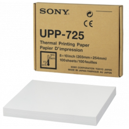 Papier UPP-725 pour imprimante Sony UP-D74XRD et UP-D72XR