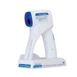Thermomètre frontal infrarouge sans contact Visiomed ThermoFlash PRO LX-261T