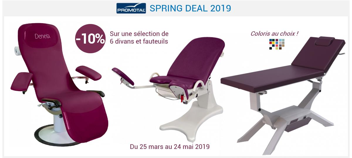Promotion Spring Deal Promotal